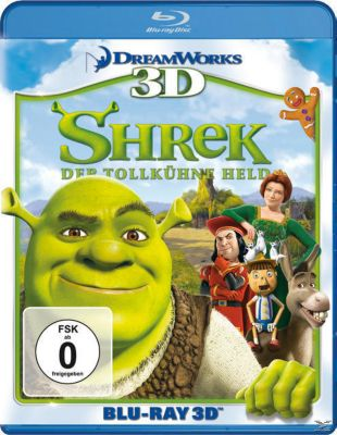 Shrek - Der tollkühne Held, William Steig, Ted Elliott, Terry Rossio, Joe Stillman, Roger S. H. Schulman, Cody Cameron, Chris Miller, Conrad Vernon