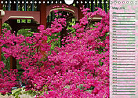 Shrubs and Trees in Spring and Autumn (Wall Calendar 2019 DIN A4 Landscape) - Produktdetailbild 5