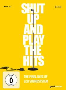 Shut Up And Play the Hits, James Murphy, Lcd Soundsystem