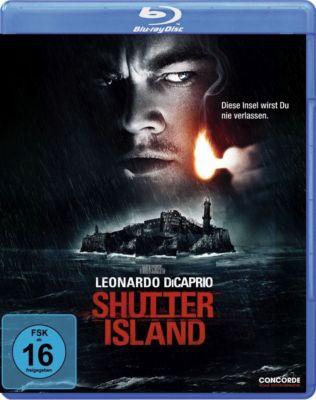 Shutter Island, Leonardo DiCaprio, Mark Ruffalo