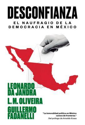 Si Fronteras: Desconfianza, Guillermo Fadanelli, L. M. Oliveira, Leonardo da Jandra
