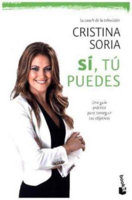 Sí, tú puedes, Cristina Soria