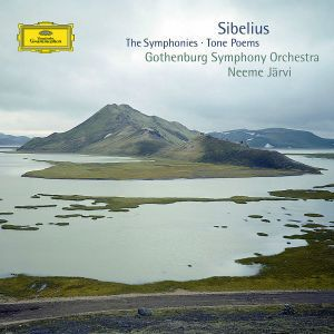 Sibelius: The Symphonies, Tone Poems, Neeme Järvi, Gso