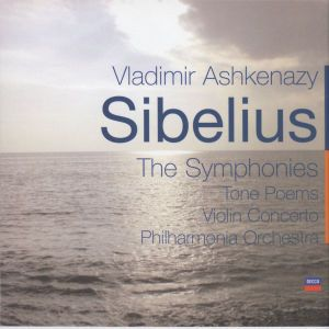 Sibelius: The Symphonies / Tone Poems / Violin Concerto, Vladimir Ashkenazy, Pol, Bso, Boris Belkin