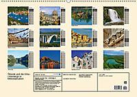 Sibenik und die Krka - Unterwegs in Mitteldalmatien (Wandkalender 2019 DIN A2 quer) - Produktdetailbild 13