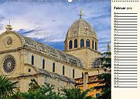 Sibenik und die Krka - Unterwegs in Mitteldalmatien (Wandkalender 2019 DIN A2 quer) - Produktdetailbild 2
