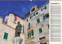Sibenik und die Krka - Unterwegs in Mitteldalmatien (Wandkalender 2019 DIN A2 quer) - Produktdetailbild 11