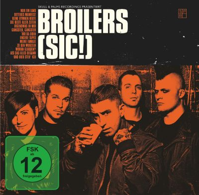 (Sic!) (Limited Fan-Box), Broilers