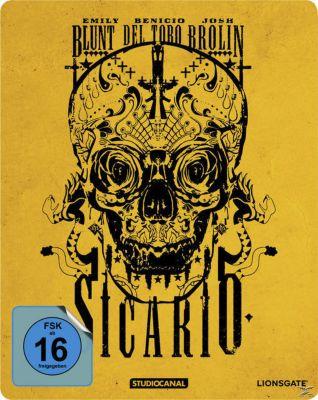 Sicario Steelbook