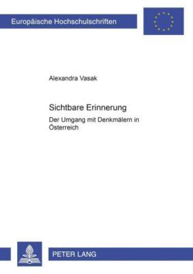 Sichtbare Erinnerung, Alexandra Vasak