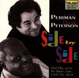 Side By Side, Oscar & Perlman,itz Peterson