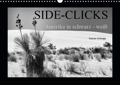 Side-Clicks Amerika in schwarz-weiss (Wandkalender 2019 DIN A3 quer), Simone Schaupp