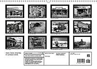 Side-Clicks Amerika in schwarz-weiss (Wandkalender 2019 DIN A3 quer) - Produktdetailbild 13