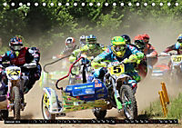 Sidecarcross (Tischkalender 2019 DIN A5 quer) - Produktdetailbild 1