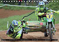 Sidecarcross (Tischkalender 2019 DIN A5 quer) - Produktdetailbild 4