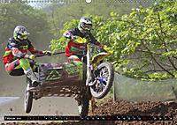 Sidecarcross (Wandkalender 2019 DIN A2 quer) - Produktdetailbild 2
