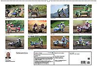 Sidecarcross (Wandkalender 2019 DIN A2 quer) - Produktdetailbild 13