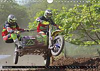 Sidecarcross (Wandkalender 2019 DIN A4 quer) - Produktdetailbild 2