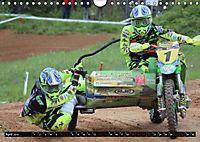 Sidecarcross (Wandkalender 2019 DIN A4 quer) - Produktdetailbild 4