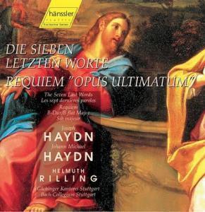 Sieben Letzten Worte/+, Joseph Haydn, Michael Haydn