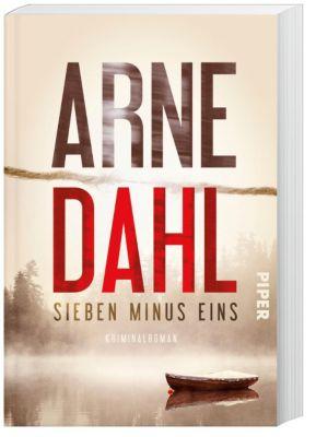 Sieben minus eins, Arne Dahl