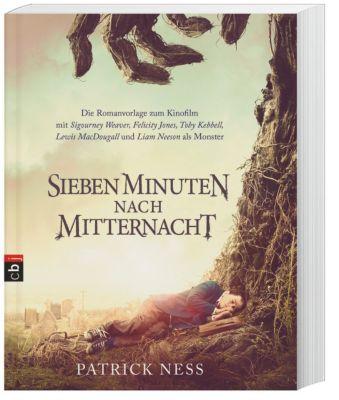 Sieben Minuten nach Mitternacht - Buch zum Film, Patrick Ness, Siobhan Dowd