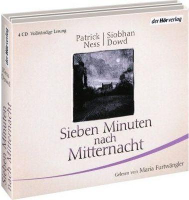 Sieben Minuten nach Mitternacht, Hörbuch, Patrick Ness