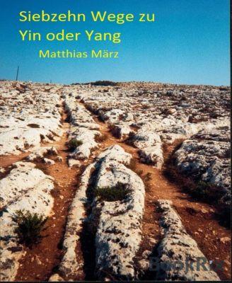 Siebzehn Wege zu Yin oder Yang, Matthias März