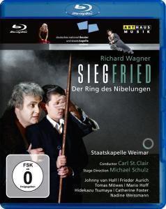 Siegfried, St.Clair, Van Hall, Aurich