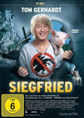 Siegfried, Diverse Interpreten