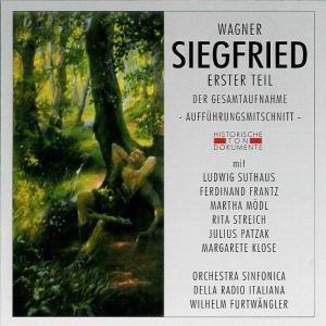Siegfried-Erster Teil, Orch.Sinfonica Della Radio Italiana