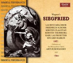 Siegfried Kpl., Melchior,Schorr,Thorborg,Flagstad,Habich,+ Met.