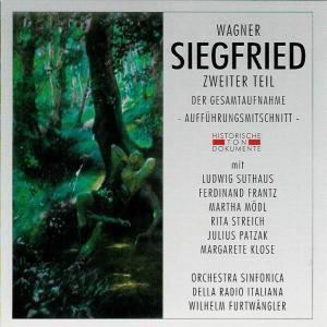Siegfried-Zweiter Teil, Orch.Sinfonica Della Radio Italiana