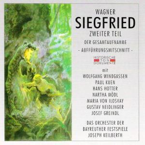 Siegfried-Zweiter Teil, Orchester Der Bayreuther Festspiele