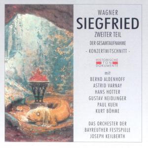 Siegried (Zweiter Teil), Orchester Der Bayreuther Festspiele