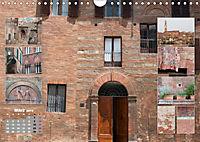 Siena, beliebte und unbekannte Ecken (Wandkalender 2019 DIN A4 quer) - Produktdetailbild 3