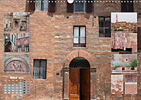Siena, beliebte und unbekannte Ecken (Wandkalender 2019 DIN A3 quer) - Produktdetailbild 3