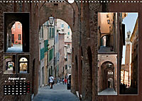 Siena, beliebte und unbekannte Ecken (Wandkalender 2019 DIN A3 quer) - Produktdetailbild 8