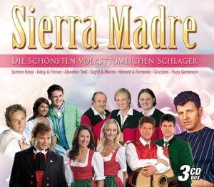 Sierry Madre-Die Schönsten Volkstümlichen Schlager, Diverse Interpreten