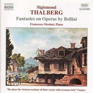 Sigismund Thalberg: Fantasien über Opern von Bellini, Francesco Nicolosi