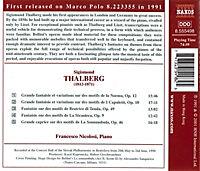 Sigismund Thalberg: Fantasien über Opern von Bellini - Produktdetailbild 1