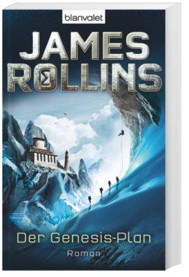 Sigma Force Band 3: Der Genesis-Plan, James Rollins