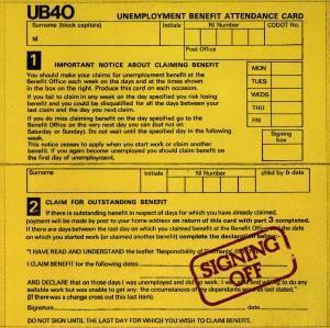 Signing Off, Ub40