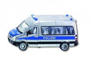 SIKU 2313 - Polizei Mannschaftswagen 1:50
