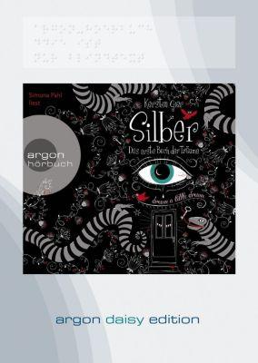 Silber - Das erste Buch der Träume, 1 MP3-CD (DAISY Edition), Kerstin Gier