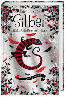 Silber Trilogie Band 3: Das dritte Buch der Träume, Kerstin Gier
