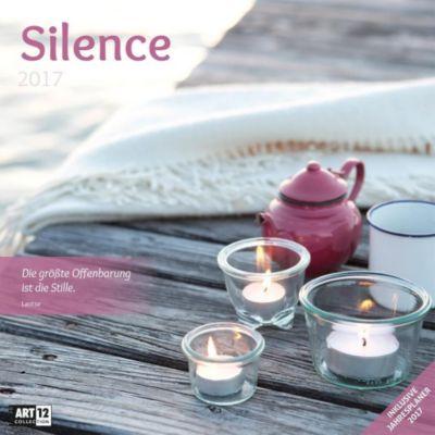 Silence 2017 - Kalender jetzt günstig bei weltbild.ch bestellen