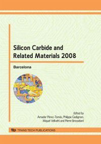 Silicon Carbide and Related Materials 2008