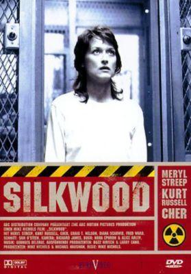 Silkwood, Meryl Streep, Kurt Russell