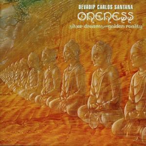 Silver Dreams Golden Reality, Carlos Santana